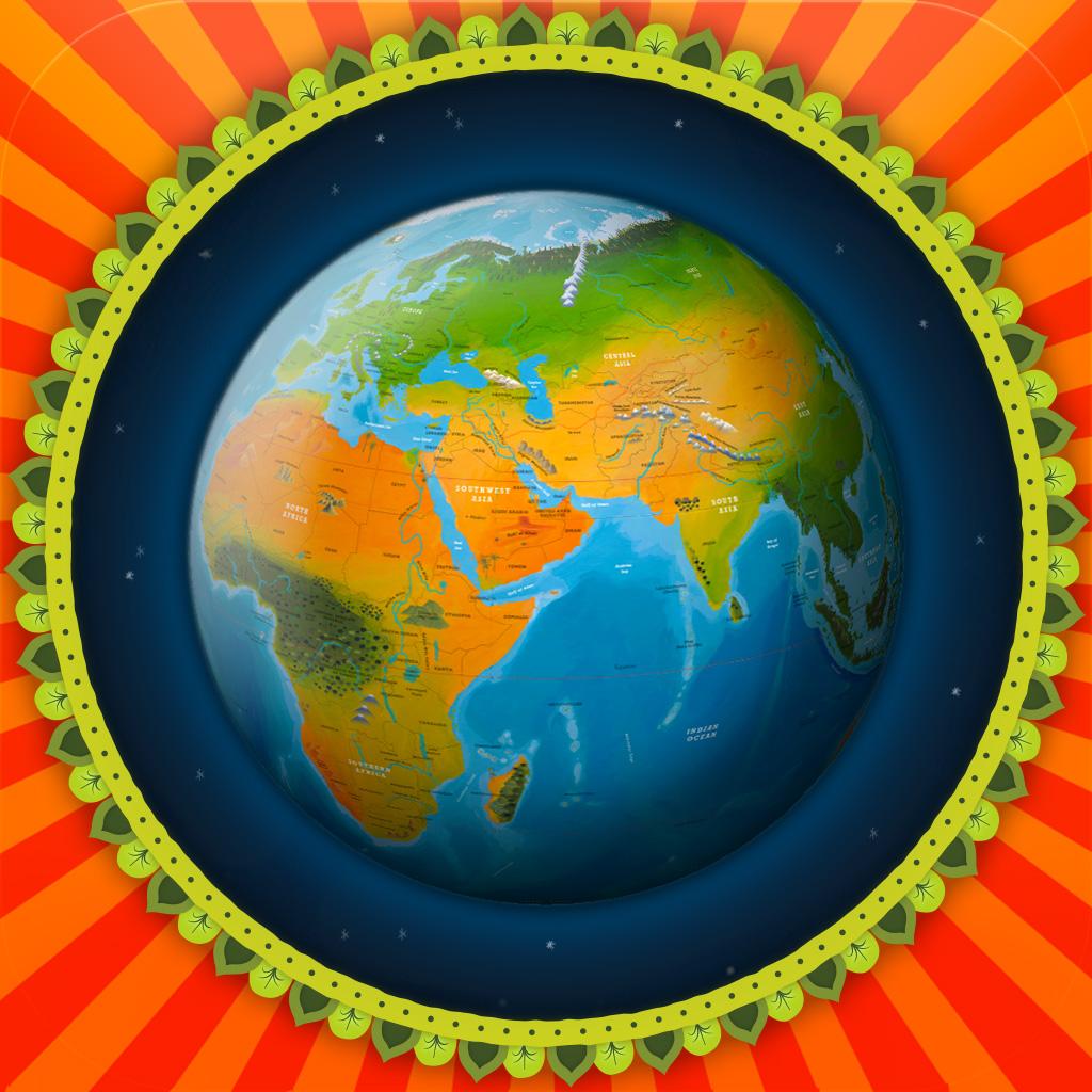 Barefoot Atlas del Mundo